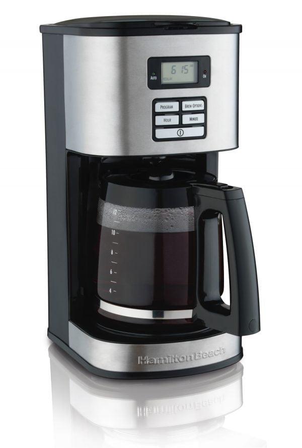 Cafetera Programable Hamilton Beach 49618