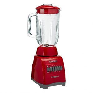 Licuadora roja Black & Decker BL1000RG