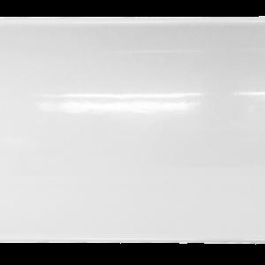 81897Bandeja Canoa 40 cm de Melamina Blanca 100% ,Institucional