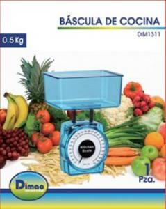 BÁSCULA DE COCINA 500ML BTRO