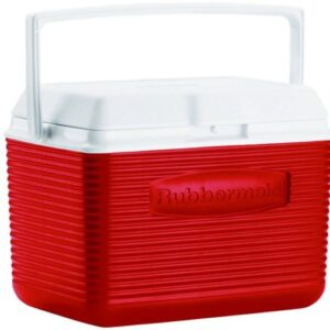 HIELERA 24 QT ROJO RUBBERMAID